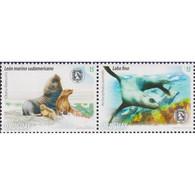 🚩 Discount - Uruguay 2014 Marine Fauna  (MNH)  - Mammals, Life Of The Sea, Seals - Non Classés