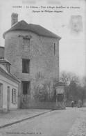 H1408 - GISORS - D27 - Le Château - Gisors