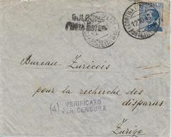 REGNO -VENETO   LIBERATO - ANNULLO CORTINA D'AMPEZZO  POSTE ITALIANE 12.10.1915  - A66 - Marcofilie