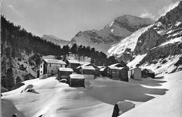 SUISSE (VALAIS). ZMUTT BEL ZERMATT. 1967. - VS Valais