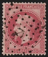 France N°32, Oblitéré ANCRE Maritime - TB - COTE 40 € - 1863-1870 Napoléon III. Laure