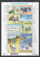 Nederland 2021 Nvph Nr ??, Mi Nr ?? Innovatief Nederland, Elephant, Bicycle, Dentist, Solar Panels - Nuevos