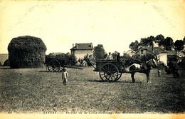 AT 189  /  C P A  ANTONY     (92) AVENUE DE LA CROIX DE BERNY   LES MOISSONNEURS - Antony