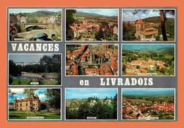 A531 / 179 63 - Vacances En LIVRADOIS Multivues - Unclassified