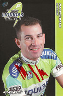 CARTE CYCLISME OSCAR MASON SIGNEE TEAM LIQUIGAS 2005 - Cycling