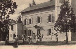 ST LIZIER CHATEAU  CPA Ariege SAINT GIRONS - Saint Girons