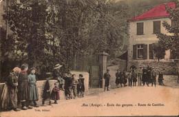ALAS ECOLES CPA Ariege SAINT GIRONS - Saint Girons
