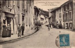 SAINTE CROIX VOLVESTRE CPA Ariege SAINT GIRONS - Saint Girons
