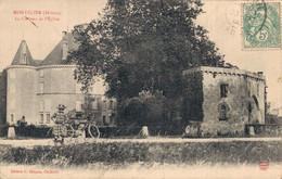 H1408 - MONTELIER - D26 - Le Château Et L'Eglise - Altri Comuni