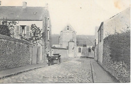 A/368          91        Bures Sur Yvette                La Rue De La Gare - Bures Sur Yvette
