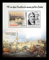 Guinea 2021 Mih. 15798 (Bl.2800) New London Bridge MNH ** - Guinea (1958-...)