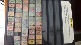 W127 Collection De Timbres Oblitérés De Différents Pays Dont Finlande, Estonie, Pérou ... A Saisir !!! - Collezioni (in Album)