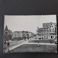 Coq Sur Mer  ROUTE ROYALE  Cachet Poste De Haan 1951 - De Haan