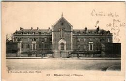 B3OMB 1331 CPA - GISORS - L'HOSPICE - Gisors