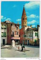 CAORLE:   LA  CITTA'  VECCHIA  -  PER  L' AUSTRIA  -  FG - Venezia