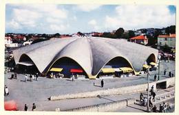 X17079 ROYAN Charente-Maritime Le Nouveau Marché Couvert Structure Béton 1960s- LUMICAP 2292 - Royan