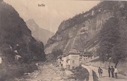 ISELLE-VERBANO CUSIO OSSOLA-CARTOLINA VIAGGIATA NEL 1916 - Verbania