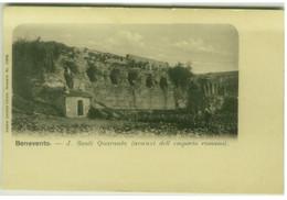 BENVENTO - J. SANTI QUARANTA - AVANZI DELL'EMPORIO ROMANO - EDIZIONE JEVOLELLA - 1900s ( 7391) - Benevento