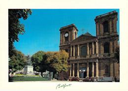 90 - Belfort - La Cathédrale Saint Christophe - Belfort - Ville