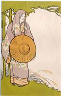 Japonaiserie - Japonaise    (7780 ASO) - 1900-1949