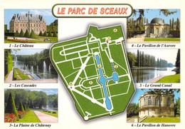 92 - Sceaux - Le Parc - Multivues - Sceaux