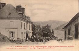 SENTEIN  CPA Ariege - Saint Girons