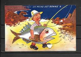 83 CARTE A SYSTEME A PECHE EST BONNE AVEC 10 VUES DE ST TROPEZ - Saint-Tropez