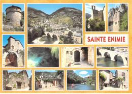 48 - Sainte Enimie - Multivues - Autres Communes