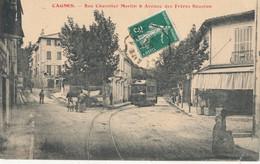 06 // CAGNES   Rue Chevalier Martin Et Avenue Des Frères Roustan  ** - Cagnes-sur-Mer