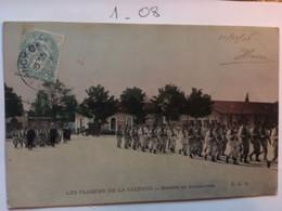 Cpa, Militaria, écrite En 1906, Les Plaisirs De La Caserne Rentrée Des Manoeuvres, éd ELD - Caserme