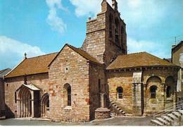 48 - Saint Alban Sur Limagnole - L'Eglise Romane (XIe Siècle) - Saint Alban Sur Limagnole