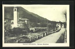 Cartolina Spiazzo Rendena, Ortspartie - Altre Città