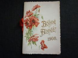 Petit Calendrier Ancien  1908 - Small : ...-1900