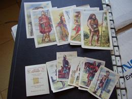 Lot Chromos Images Vignettes Demaret *** Histoire Militaire *** - Sammelbilderalben & Katalogue