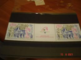 TAAF  ANNEE 1989   NEUFS  N° YVERT POSTE AERIENNE  P 107A   BICENTENAIRE DE LA  REVOLUTION FRANCAISE - Collections (without Album)