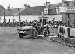 24 Heures Du Mans 1928  -  Alvis FA 12/50  -  Pilote: Sammy Davis  -  15x10cms PHOTO - Le Mans