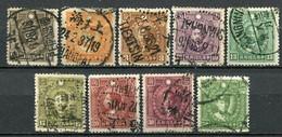 China Ex.Nr.250/61        O  Used                (196) - 1912-1949 République