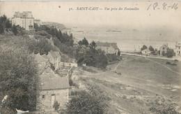 CPA - Saint-Cast - Vue Prise Des Fonteuilles - Saint-Cast-le-Guildo