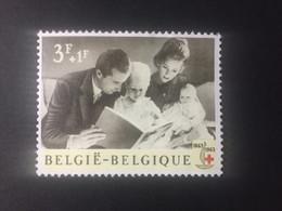 BELGIQUE / 1963 / N°Y-T : 1266 - Used Stamps