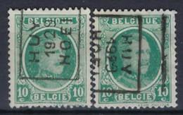 HOUYOUX Nr. 194 Voorafgestempeld Nr. 4727 A + B HUY 1929 HOEI ; Staat Zie Scan ! - Roller Precancels 1920-29