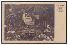Dt- Reich (007691) Propagandakarte,Horst Wessel Grabmal Berlin, Gelaufen Köln - Covers & Documents