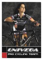 CARTE DU CYCLISME, PRISKA DOPPMANN WOMEN'S TEAM UNIVEGA 2006 - Ciclismo