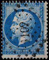 NAPOLEON III.obl .n°22.PC 1102 DIJON. - 1862 Napoléon III
