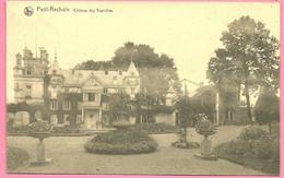 C.P. Petit-Rechain =  Château Des  TOURELLES - Verviers