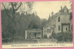 C.P. Petit-Rechain =  Château De  Péhaheid  Propriété De Mr. CREMER - Verviers