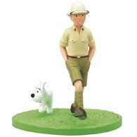 Coffret** - Tintin/Kuifje/Tim - Milou/Bobbie/Struppi - Tintin Au / Kuifje In - Congo - Boîte Scellée (jamais Ouvert) - Tintin