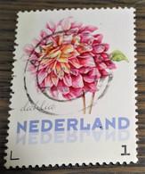 Nederland - NVPH - 3012-Ac5 1e Zegel - Persoonlijke Gebruikt - Bloemen Najaar - Dahlia - Sellos Privados