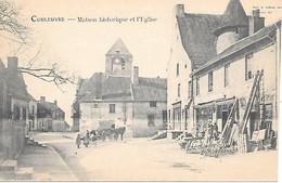 A/369        03        Couleuvre        Place De L'église -magasins - Autres Communes
