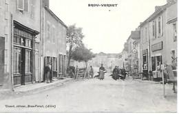 A/369        03        Brou-vernet         La Rue Principale - Autres Communes