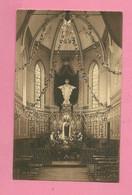 C.P.  Petit Wasmes =  Eglise   Vue  Du  Choeur   Pélerinage  à  Ste  Thérèse  De L' Enfant  Jésus - Colfontaine